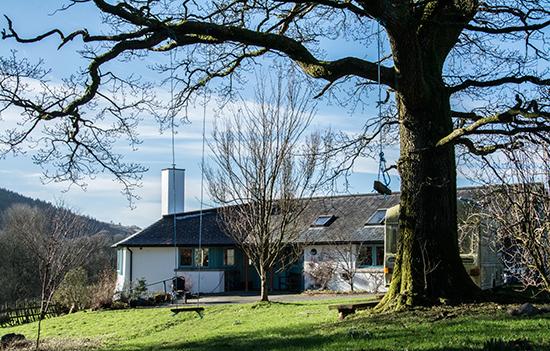 Loch Arthur, Camphill Community, home