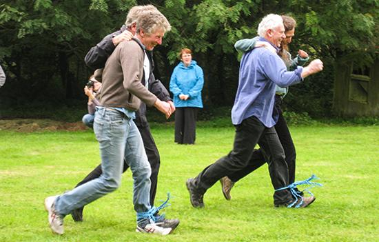 Loch Arthur Camphill Community, Cultural Life, Race