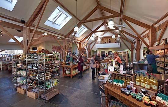 Loch Arthur Camphill Community, Our Development, shop, exterior