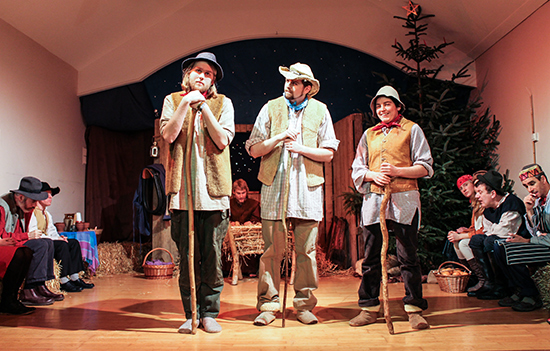 Loch Arthur Camphill Community, Cultural life, Play